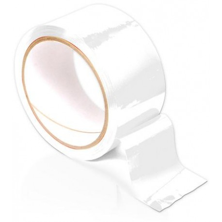 White Gloss Bondage Tape